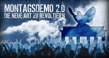 """""""Die neue Art zu revoltier'n"""" – DER FILM zur bundesweiten Friedensmahnwache am 19. Juli"""