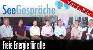 """""""Freie Energie"""" (Prof. Claus Turtur, Carl Fechner, Robert Stein, Jörg Schauberger)"""