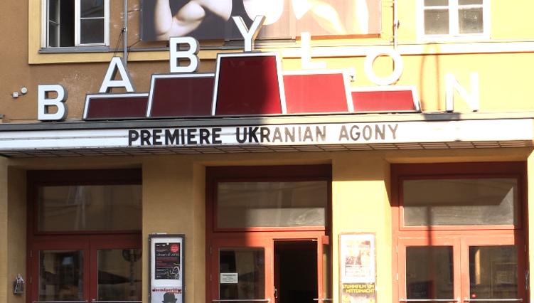"""Filmpremiere von """"Ukrainian Agony – Der verschwiegene Krieg"""" ein voller Erfolg"""