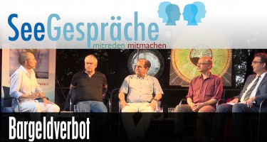 Bargeldverbot (Prof. Hörmann, Armin Risi, Robert Stein u.a.)