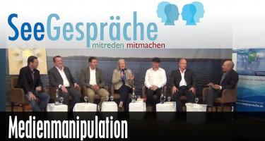 """""""Medienmanipulation im 21. Jahrhundert"""" – Oliver Janich, Heiko Schrang, Robert Stein"""
