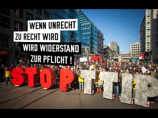 TTIP, CETA & Co – Wenn Widerstand zur Pflicht wird