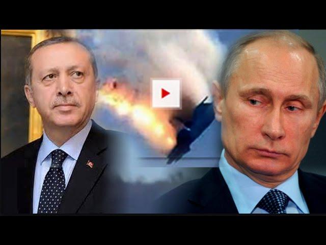 Jet-Abschuss: Ist Türkei ein ISIS-Komplize?