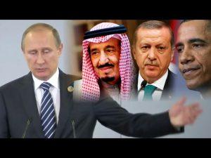 G20: Putin klagt USA, Saudis, Türkei als ISIS-Finanziers an