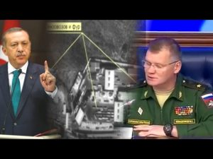 Russland beweist: Türkei kauft ISIS-Öl, USA liefert Waffen