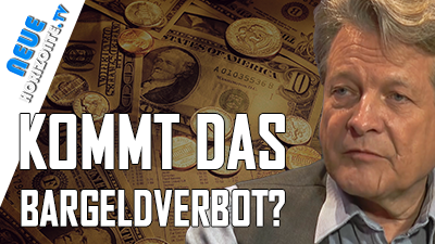 Kommt das Bargeldverbot? (Prof. Michael Vogt)