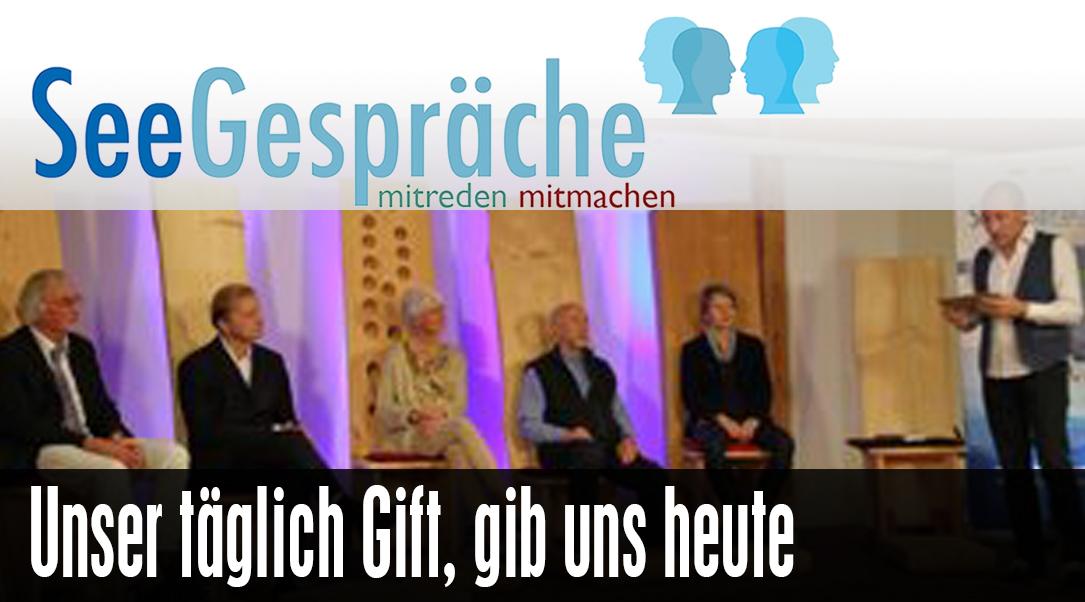 """""""Unser täglich Gift, gib uns heute"""" mit Robert Stein, Dr. Andreas Noack, K.D. Runow"""