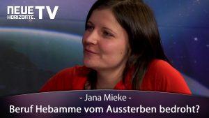 Beruf Hebamme vom Aussterben bedroht? Götz Wittneben im Gespräch mit Jana Mieke