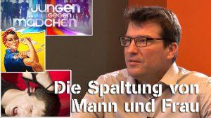 Die Spaltung deutscher Frauen und Männer – Wolfgang Rettig im NuoViso Talk