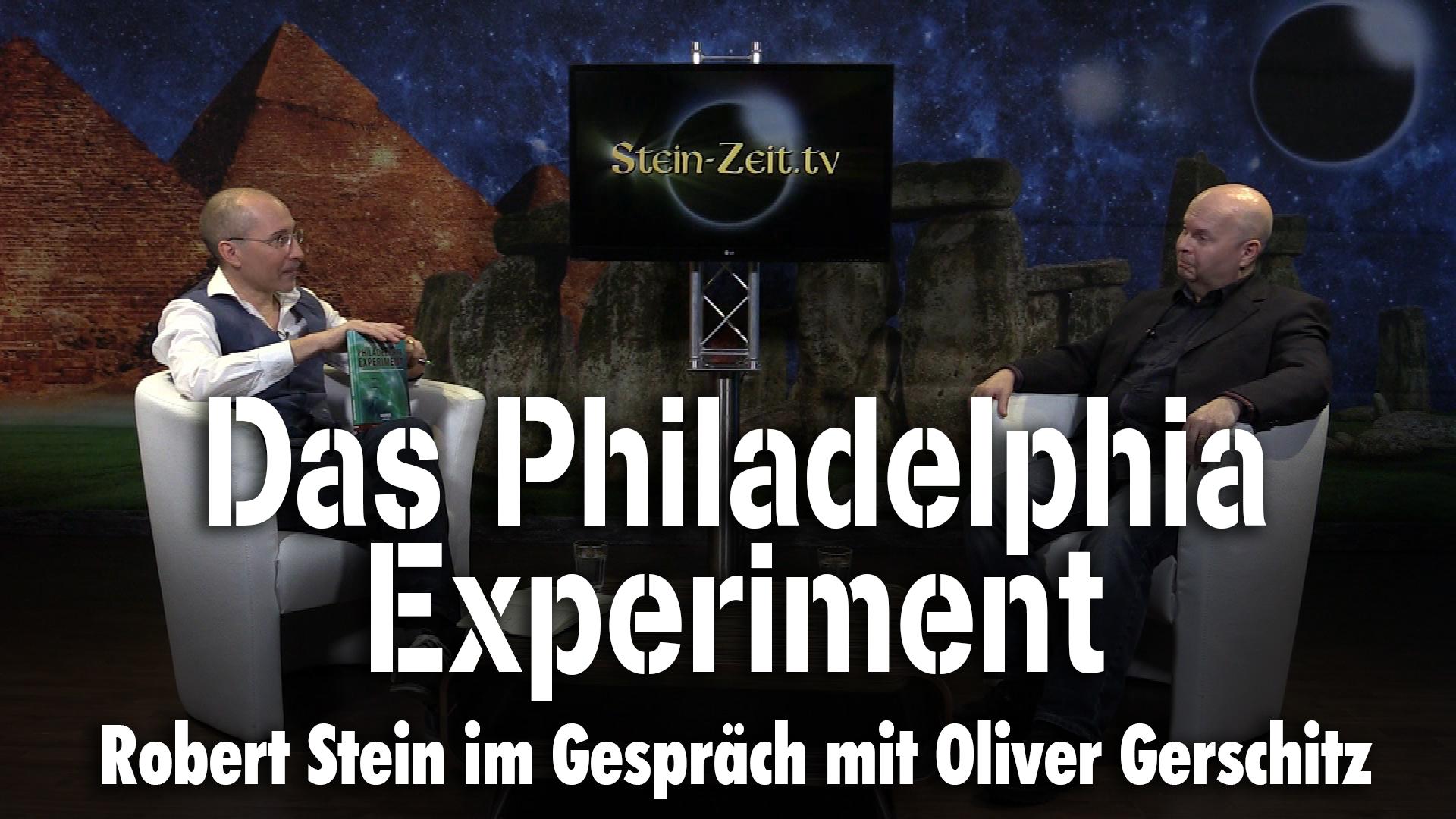 Das Philadelphia Experiment – Oliver Gerschitz bei SteinZeit
