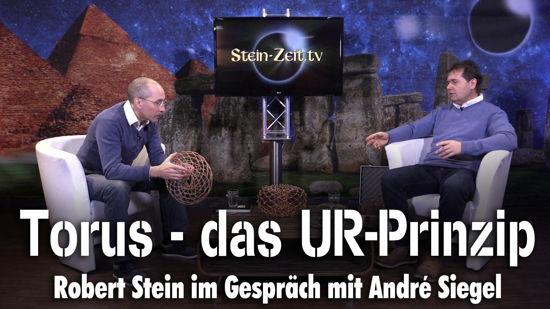 Torus – das UR-Prinzip – André Siegel bei SteinZeit