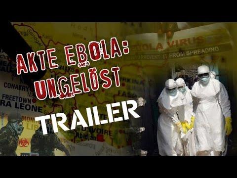 Akte Ebola ungelöst (Trailer)