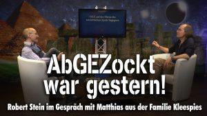 AbGEZockt war gestern! Matthias aus der Familie Kleespies bei SteinZeit