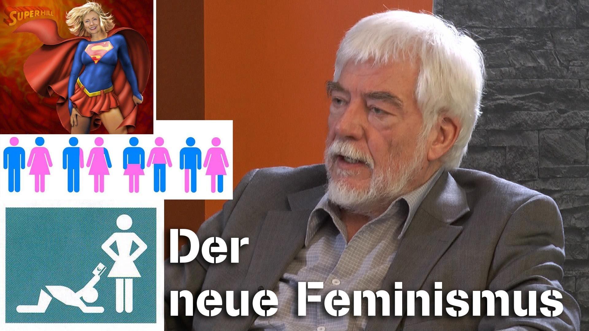 Der neue Feminismus – Hans-Joachim Maaz im NuoViso Talk