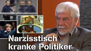 Narzisstisch kranke Politiker – Hans-Joachim Maaz im NuoViso Talk