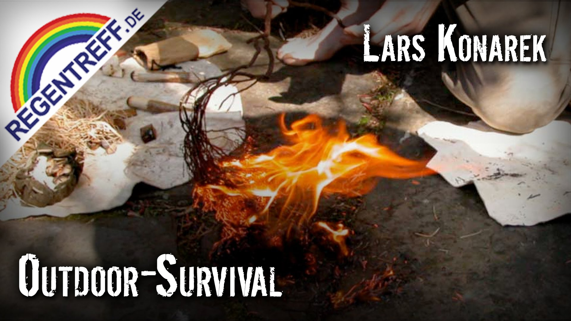 Lars Konarek – Outdoor Survival