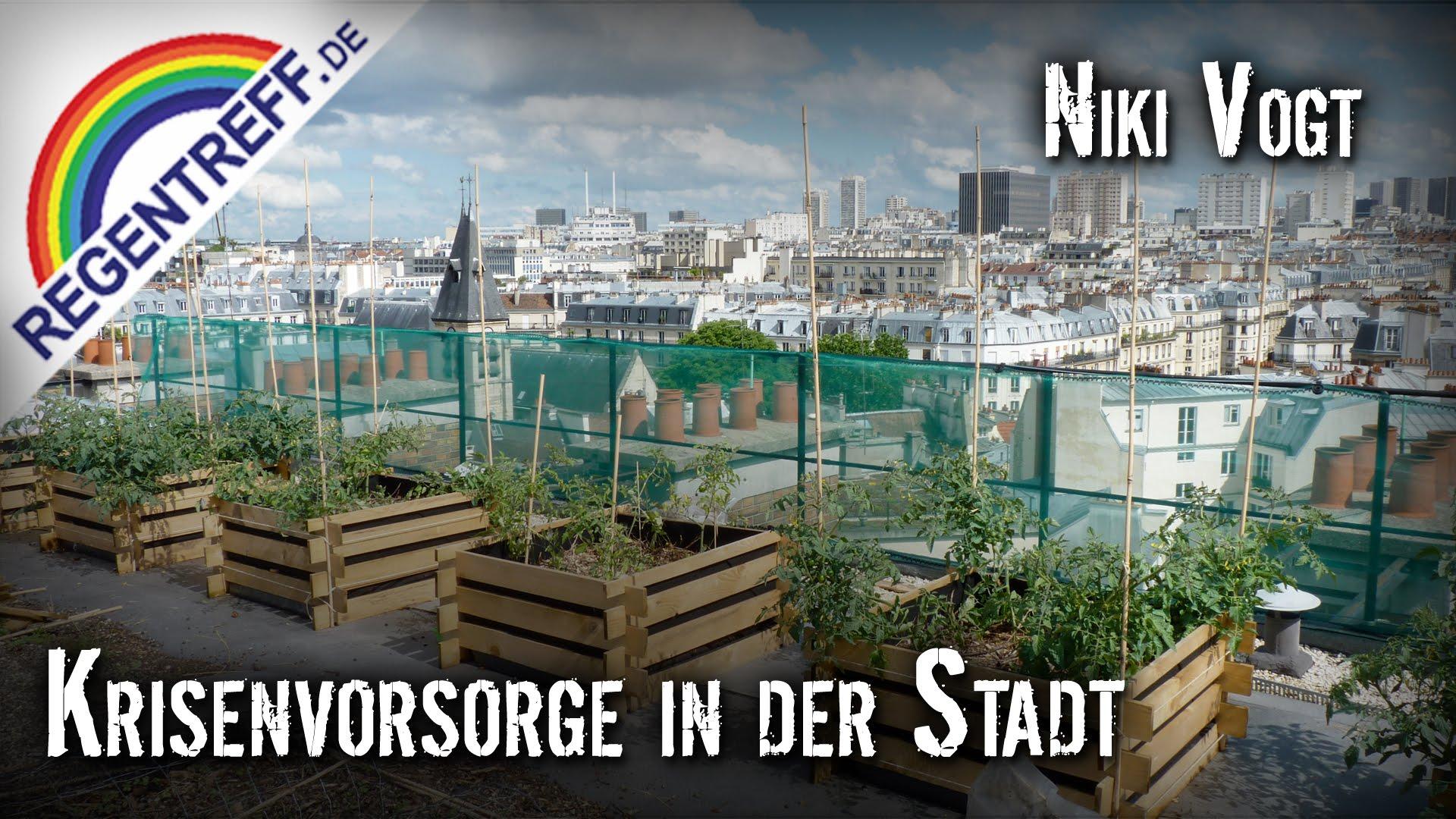 Niki Vogt – Krisenvorsorge in der Stadt