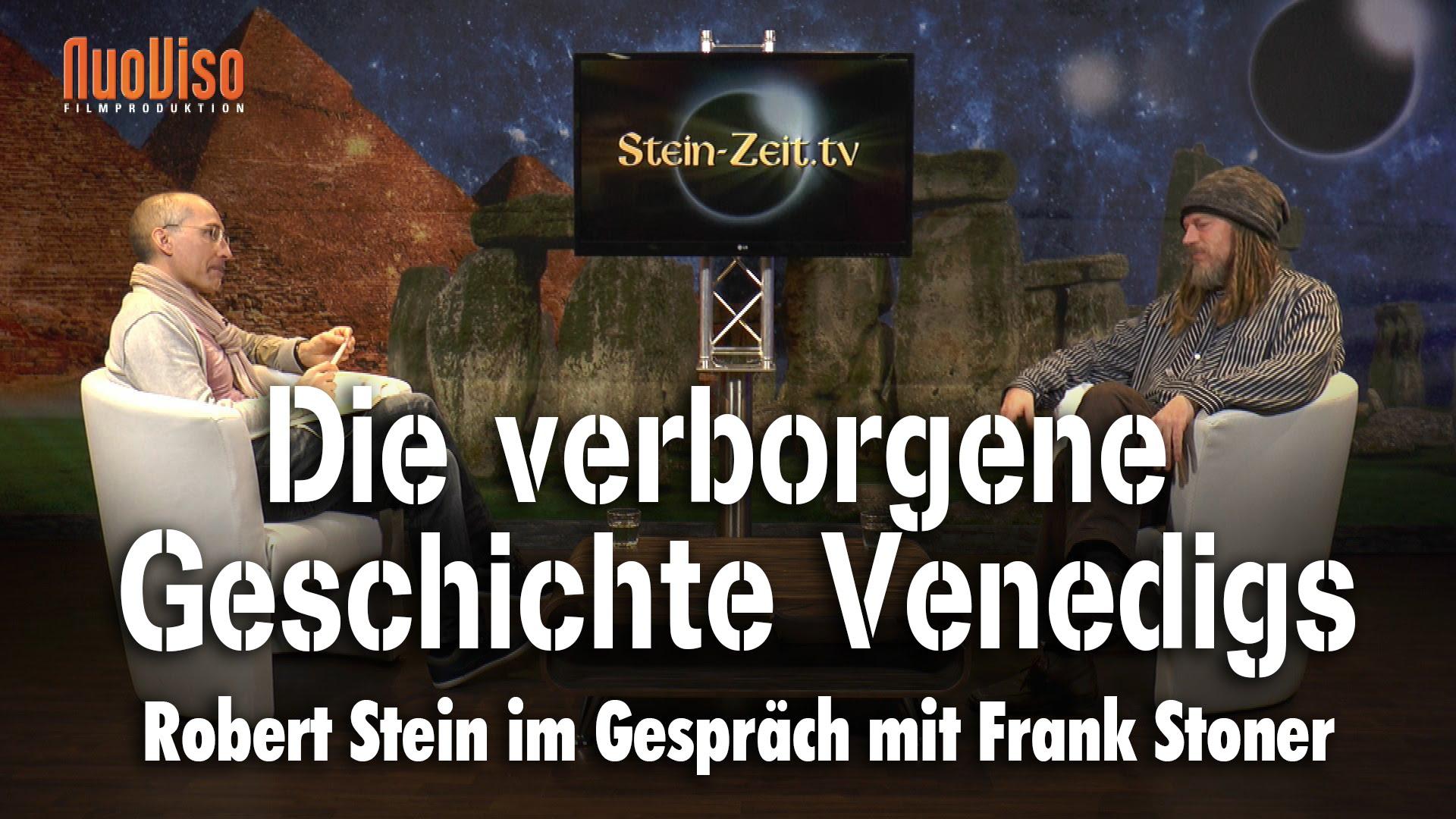 Die verborgene Geschichte Venedigs – Frank Stoner bei SteinZeit