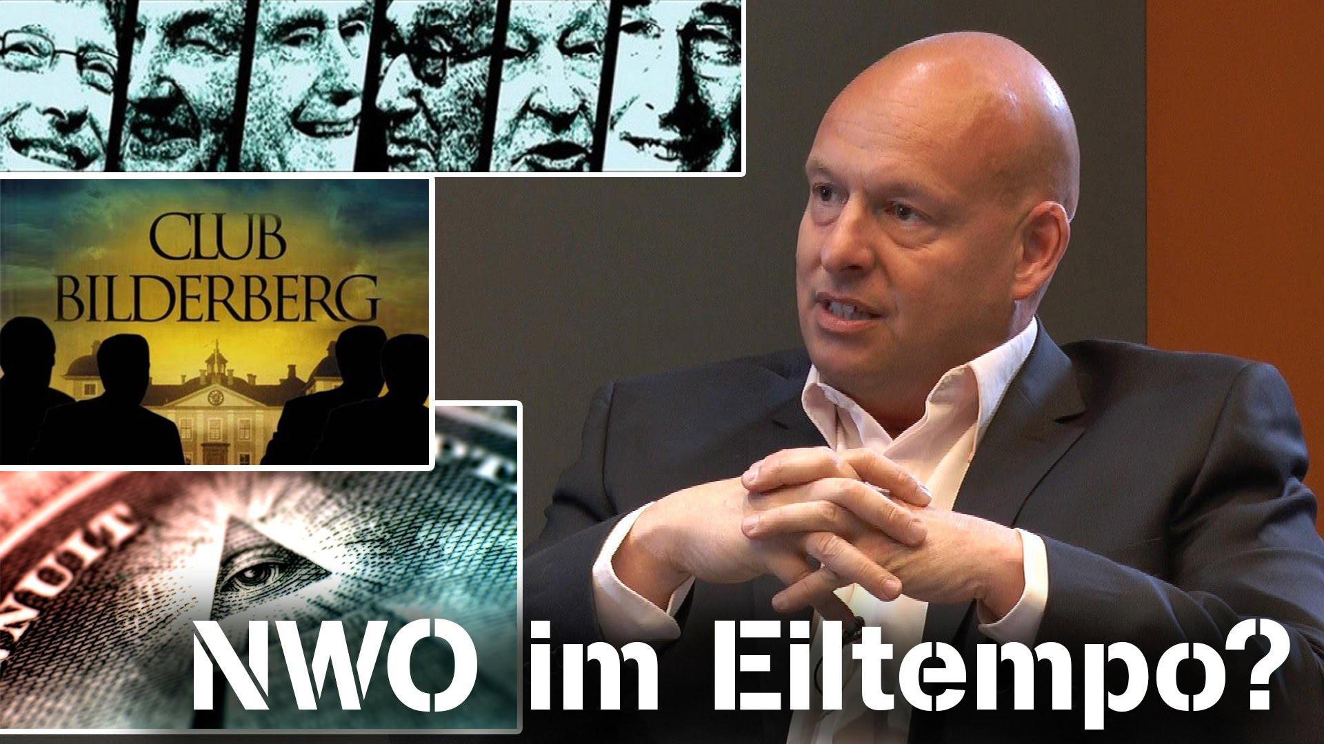 NWO im Eiltempo? – RFID, Bargeldverbot, Bilderberger – Heiko Schrang im NuoViso Talk