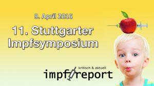Stuttgarter Impfsymposium 2016 (9 Vorträge)