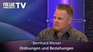 Ordnungen und Beziehungen – Bernhard Werzer