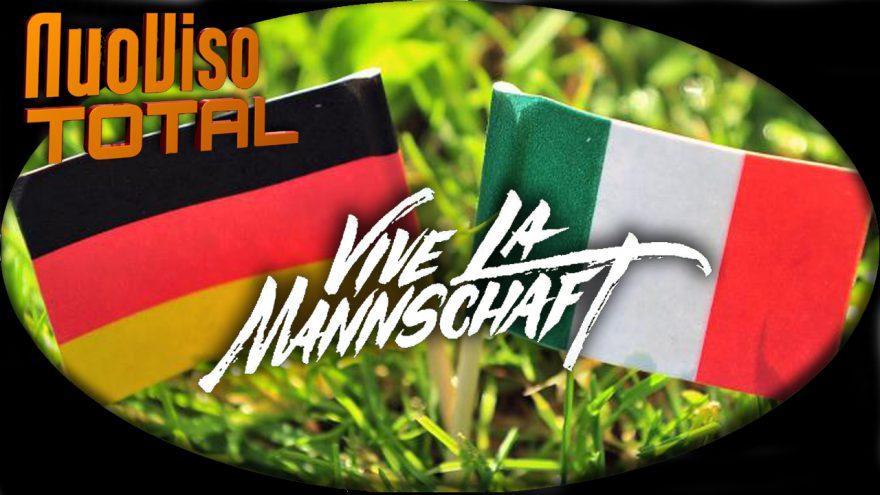 """""""La Mannschaft"""" vs. Dauerangstgegner Italien"""