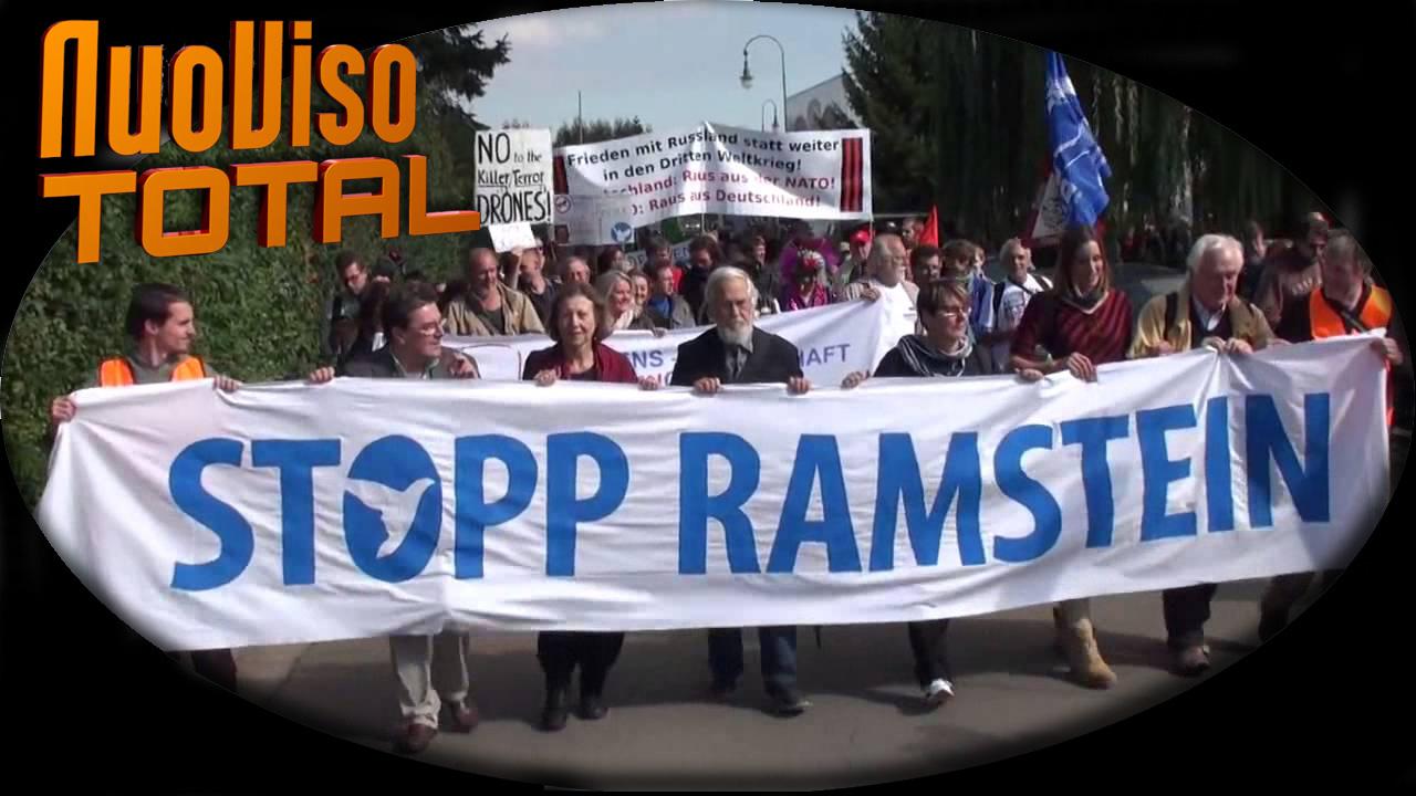 Stopp Ramstein – Die Lösung der Flüchtlingskrise