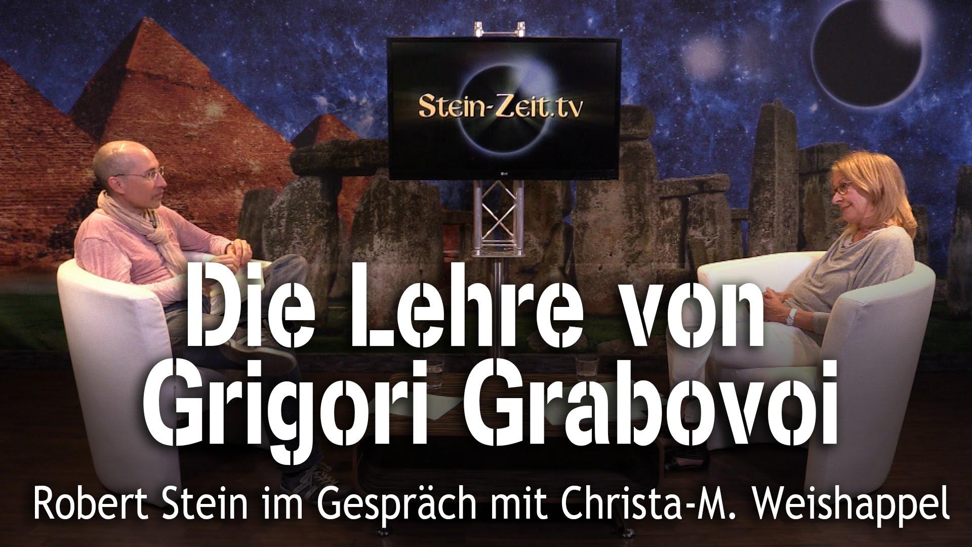 Die Lehre von Grigori Grabovoi – Christa-M. Weishappel bei SteinZeit