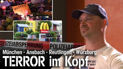 München – Ansbach- Reutlingen – Würzburg: Terror im Kopf – Frank Geppert im NuoViso Talk
