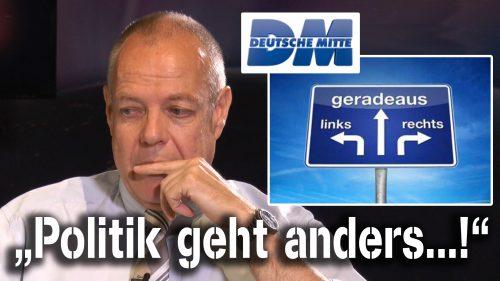 """Politik geht anders…!"" – Christoph Hörstel im NuoViso Talk"