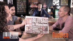 Terroralarm in Deutschland! – BarCode mit Lukas Puchalski, Michael Grawe, Robert Stein & Frank Höfer