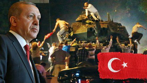 Türkei: Erdogan putscht sich auf