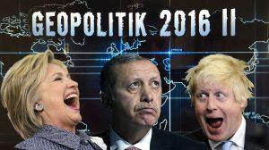 Putschversuch, Brexit-Exit & Inselstreit – Christoph Hörstel im NuoViso Talk