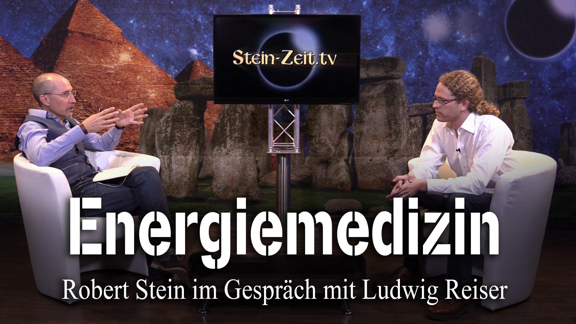 Energiemedizin – Ludwig Reiser bei SteinZeit