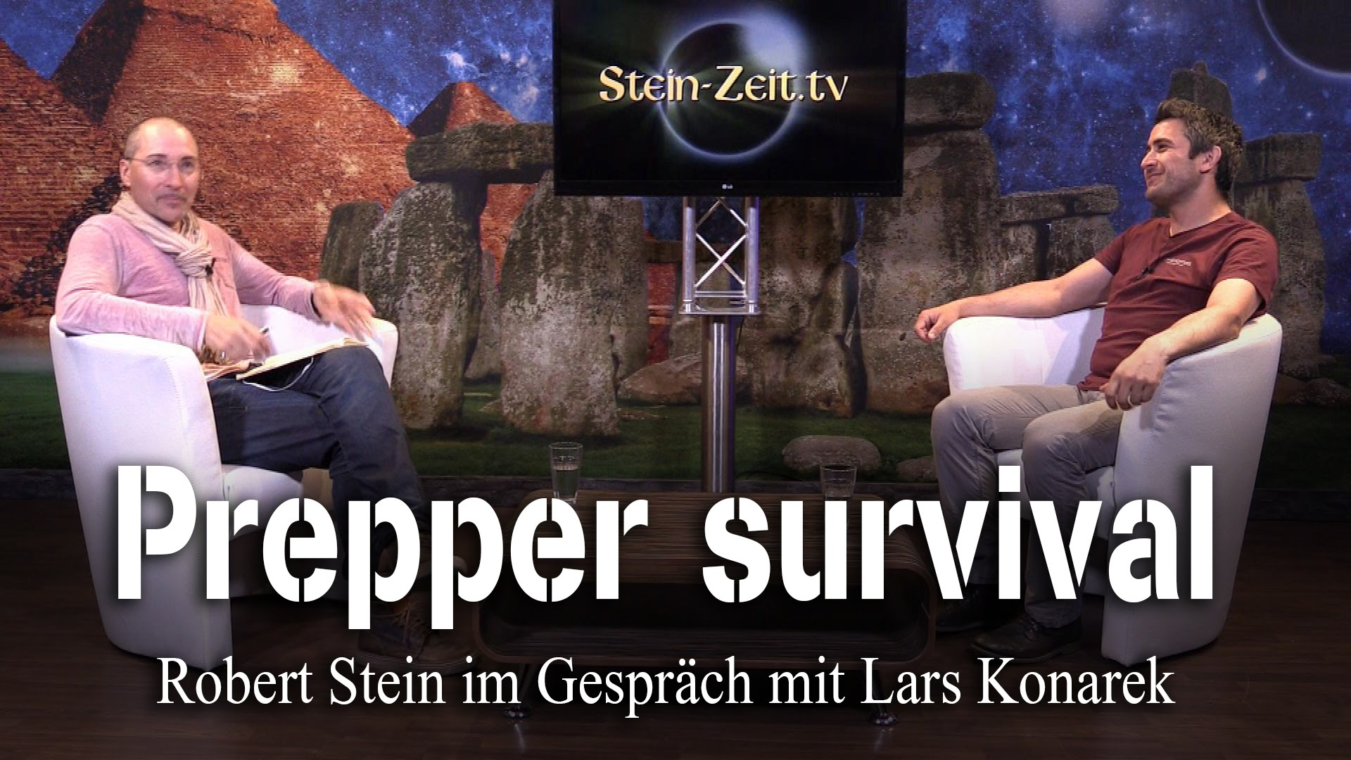 Prepper Survival – Lars Konarek bei SteinZeit