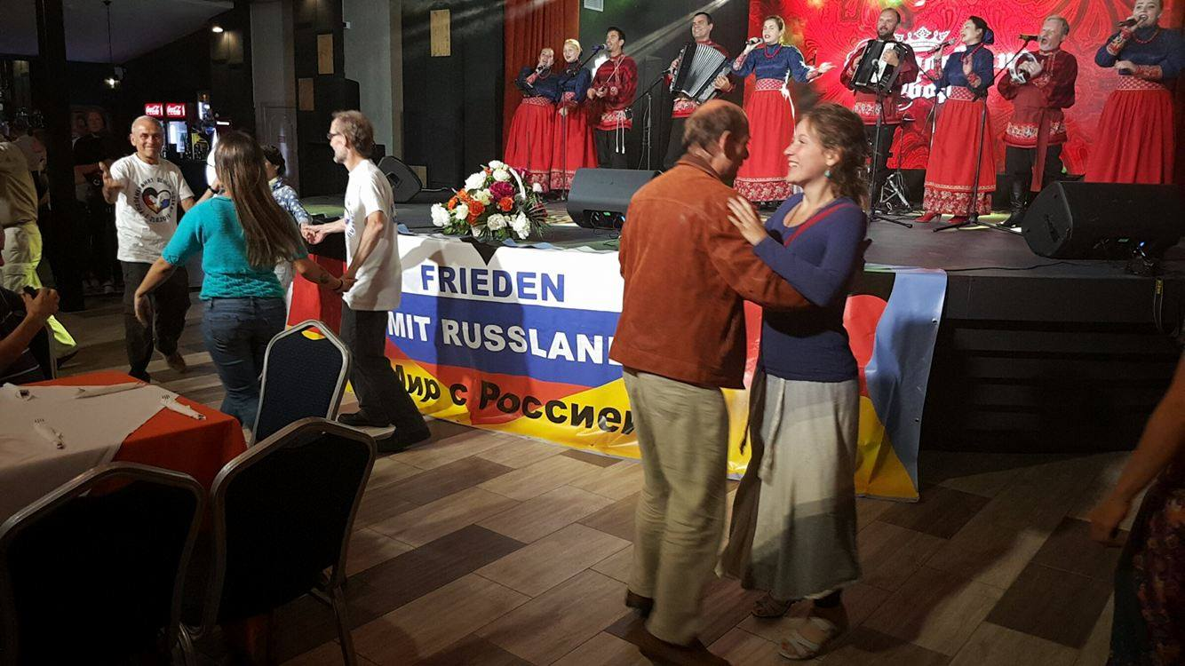"""TAG 2: """"Druschba"""" in Kaliningrad – Zu Gast bei Freunden"""
