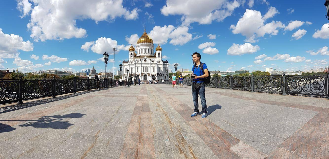 TAG 10: Medialer Höhepunkt einer Friedensfahrt – und: Auf Umwegen in Putins Machtzentrale