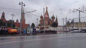 Putins Zentrale