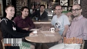 """Druschba"" – #Barcode mit Dr. Rainer Rothfuß, Daniel Seidel, Max Bachmann & Eduard Klein"