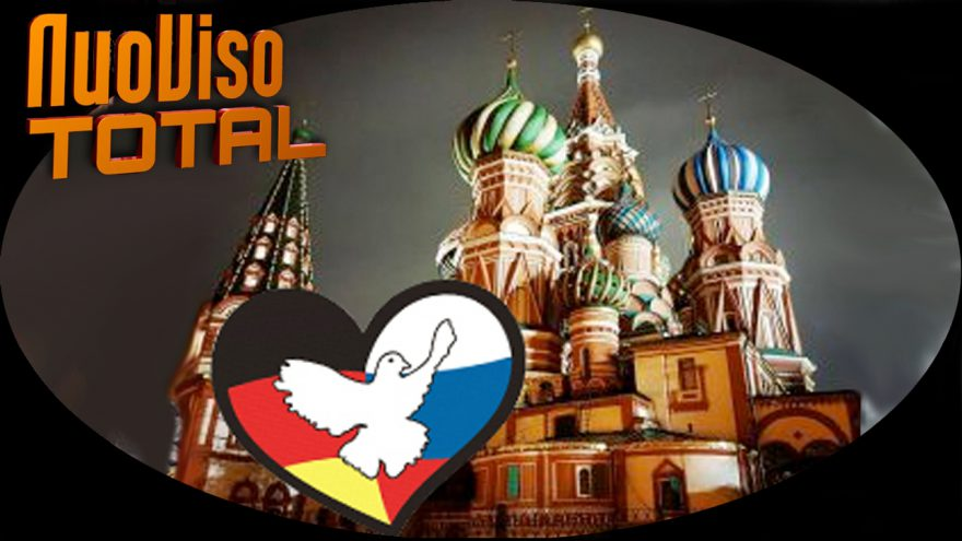 """""""Druschba"""" – Frieden mit Russland!"""