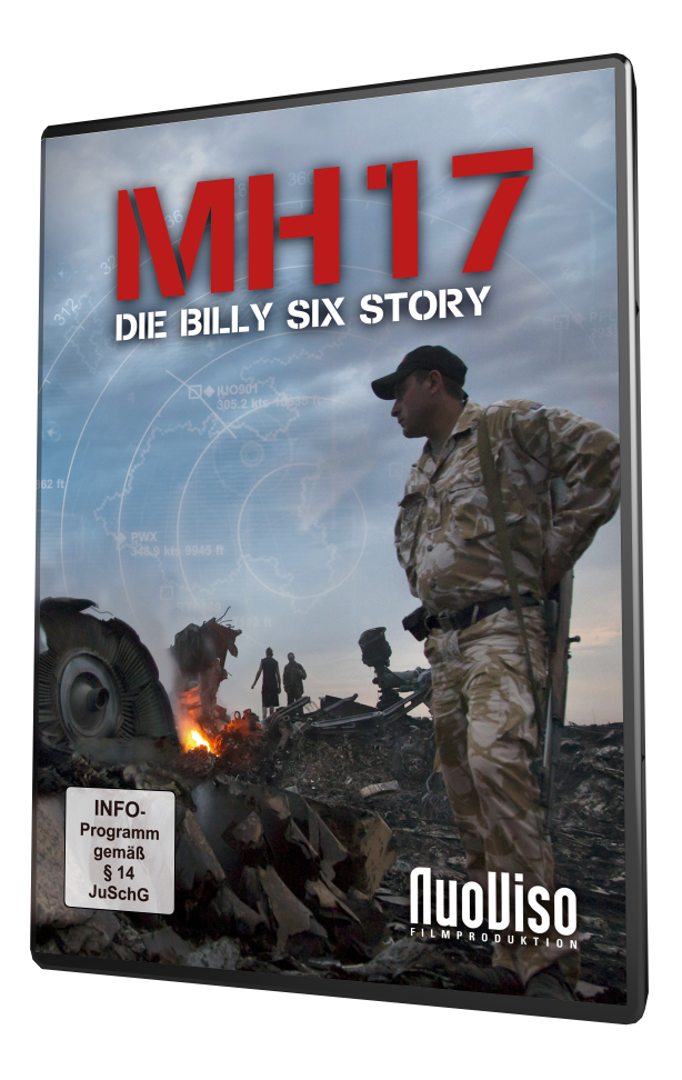 DVD MH17 – Billy Six