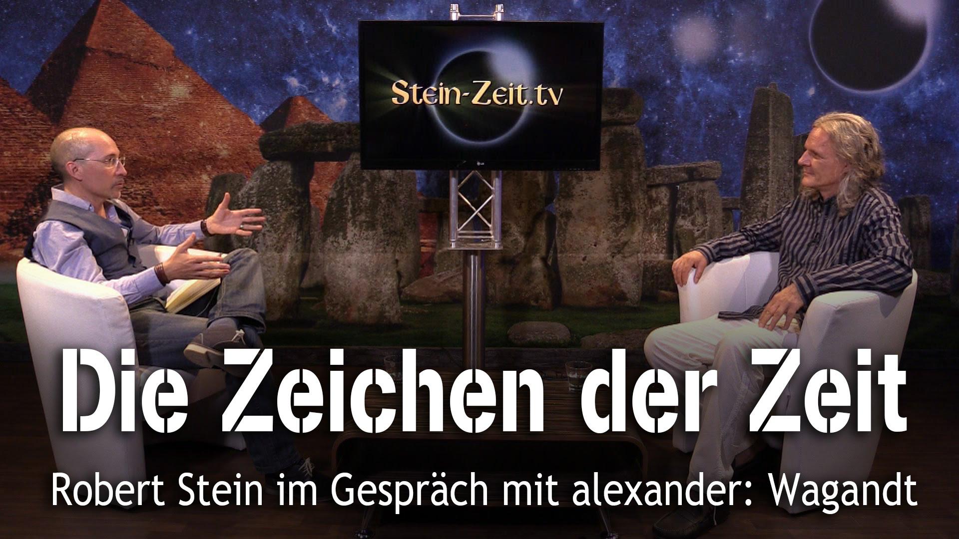 Die Zeichen der Zeit – alexander: Wagandt bei SteinZeit
