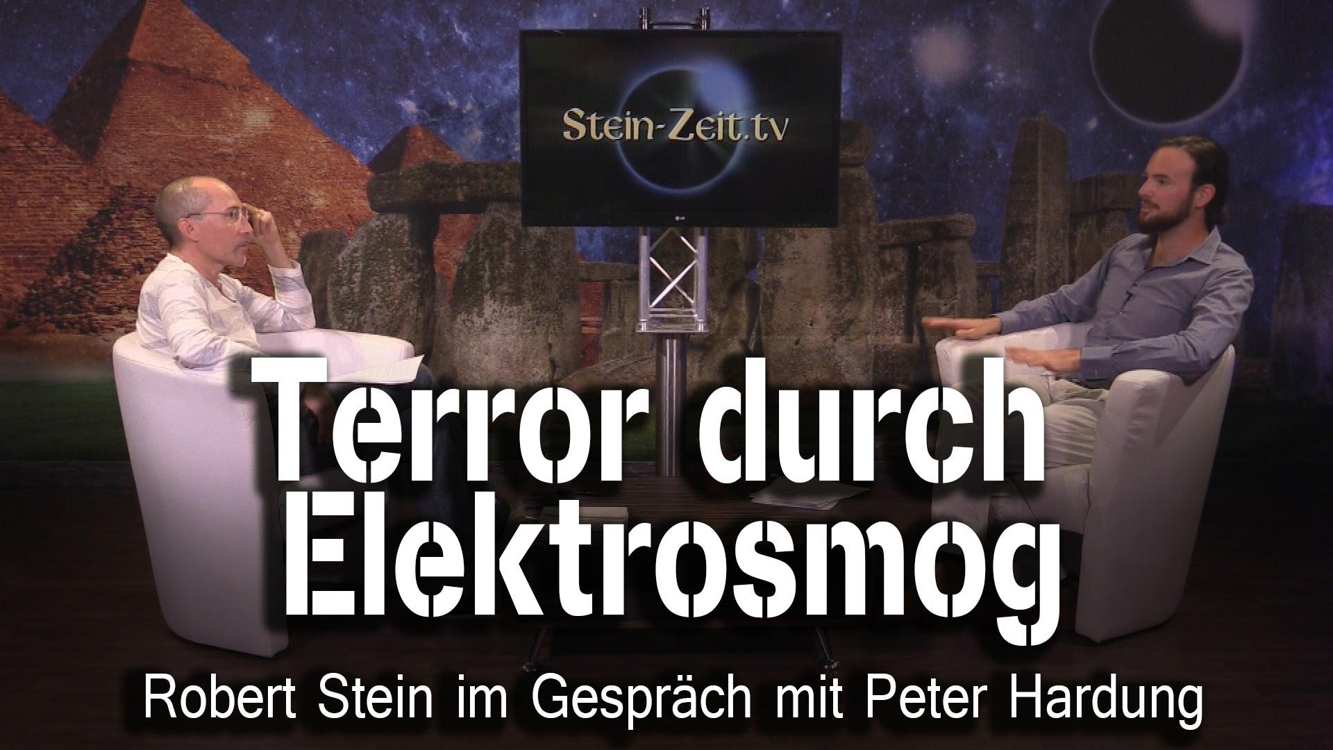Terror durch Elektrosmog – Peter Hardung bei SteinZeit