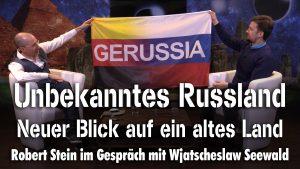 Unbekanntes Russland – Neuer Blick auf ein altes Land – Wjatscheslaw Seewald bei SteinZeit