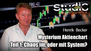 Chaos im, oder mit System? – Mysterium Aktienchart #1 – Mit Henrik Becker
