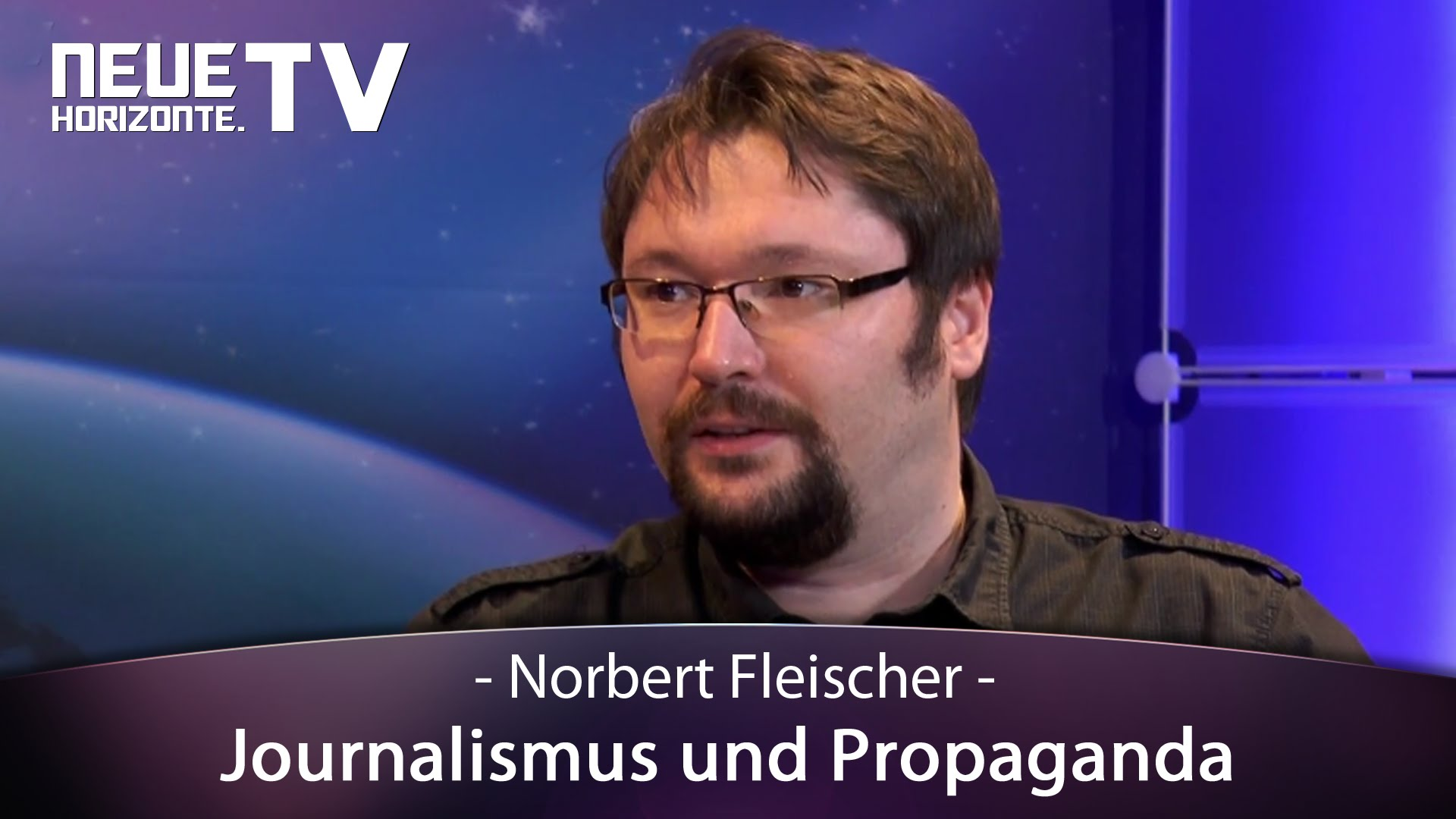 Journalismus und Propaganda – Norbert Fleischer