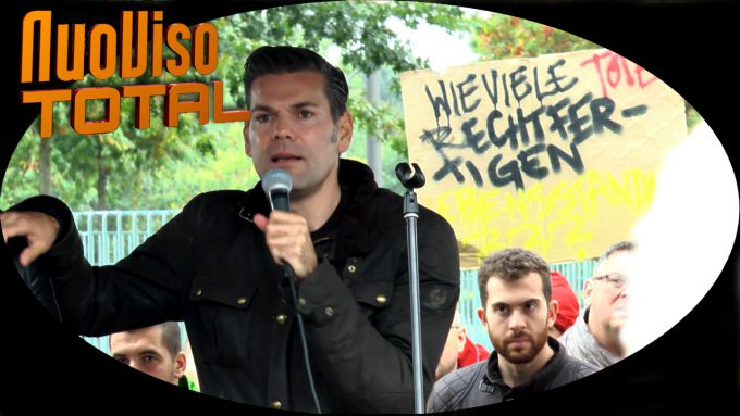 Meinungsmache gegen Friedensaktivisten