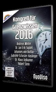 Kongress für Grenzwissen 2016 DVD