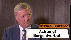 Achtung Bargeldverbot! Michael Brückner bei SchrangTV-Talk