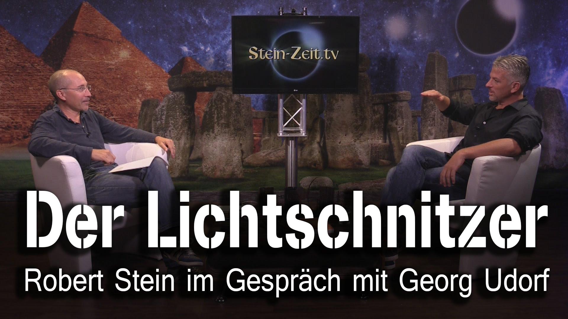 Der Lichtschnitzer – Georg Udorf bei SteinZeit